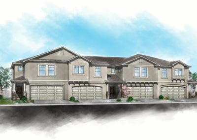 405 North TownHomes